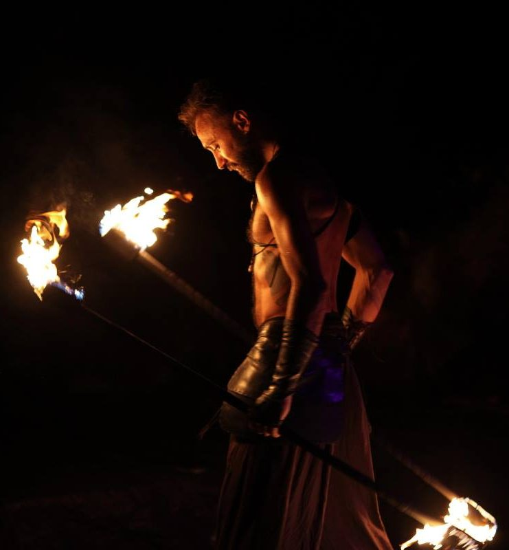 Fire Performance in Goa, India